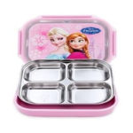Bizkeez-Frozen-Character-Detachable-4bowls-Food-Tray